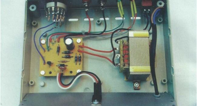 APRENDE PRACTICANDO / Cargador de baterias de NI-CA a corriente constante