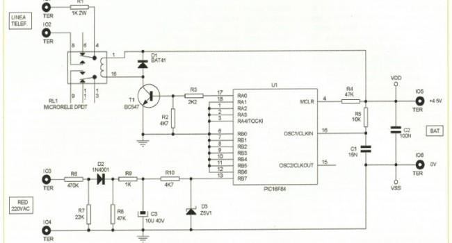 MONTAJE / Avisador Electrónico Básico