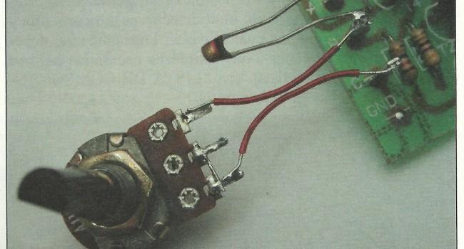 APRENDE PRACTICANDO / Detector Multifunción