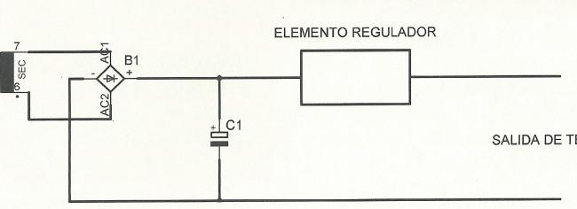 MONTAJE / Protector de sobretensión para fuentes de alimentación