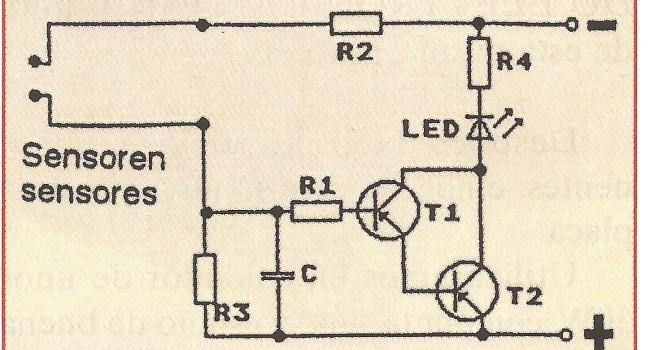 APRENDE PRACTICANDO / Interruptor por sensor