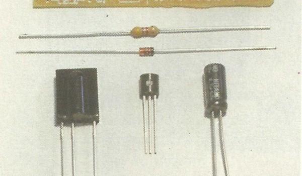 APRENDE PRACTICANDO / Receptor de Infrarrojos
