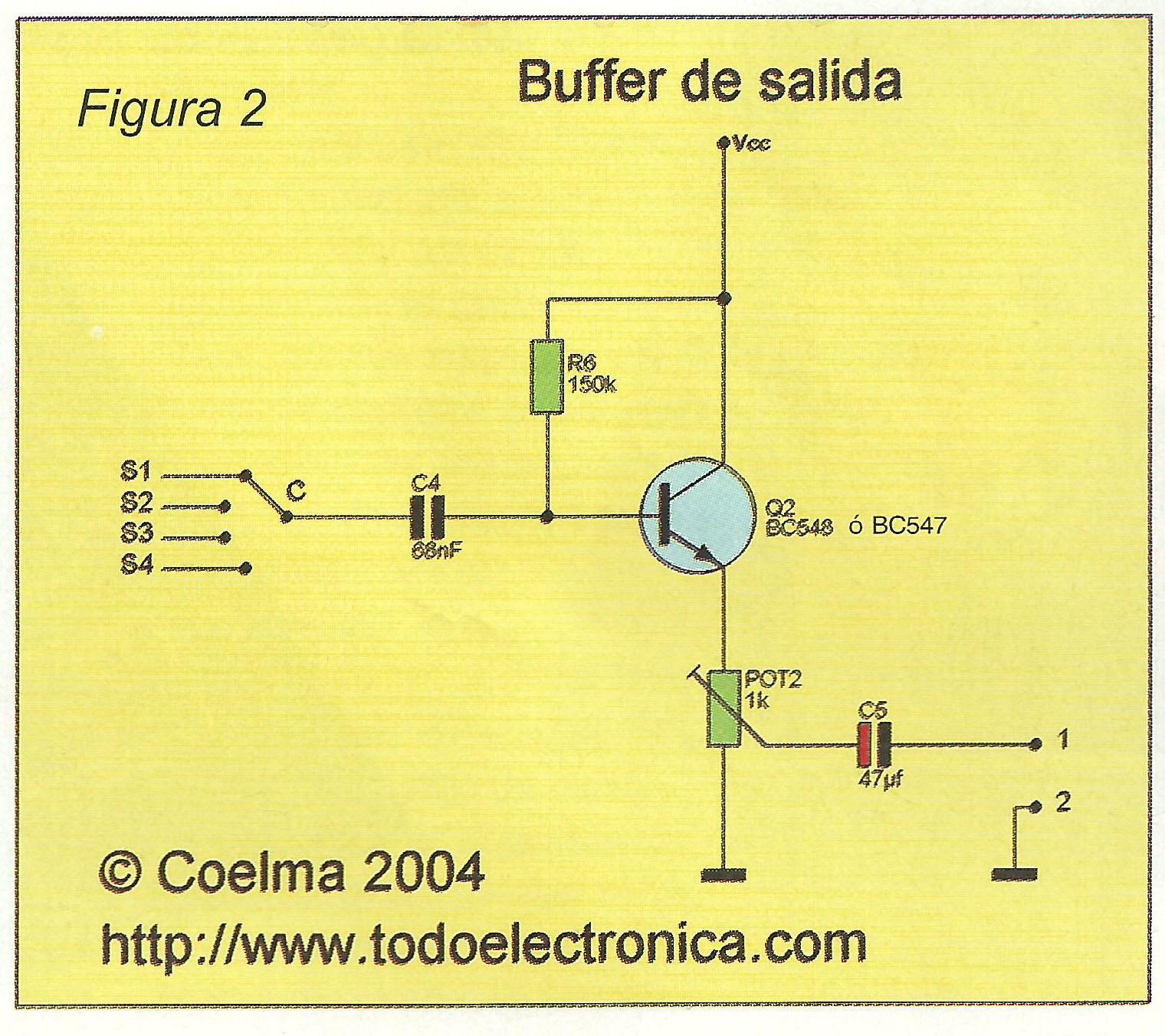 Circuito Generador De Funciones : Generador de funciones electrónica electronicasi