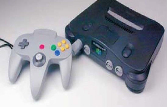 Videojuegos – Nintendo 64