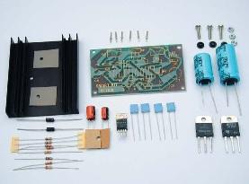KITS / Amplificador de Potencia HI-FI 40 Watt