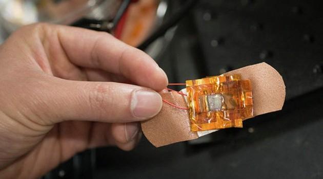 """Físicos crean """"piel electrónica"""" supersensible"""