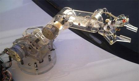 Desarrollo de productos electrónicos: Robots