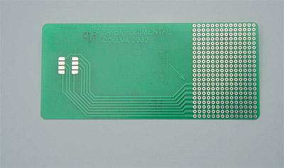 Tarjeta de Prototipos ISO7816
